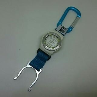 ベビージー(Baby-G)のCASIO Baby-G BG-1300+カラビナ データバンク 3120 (腕時計(デジタル))