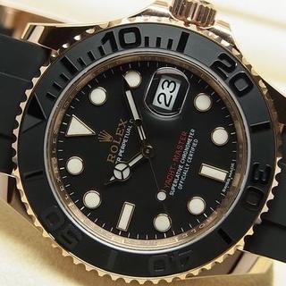 ロレックス(ROLEX)の【新古品・国内正規】ロレックスヨットマスター40 116655 (腕時計(アナログ))