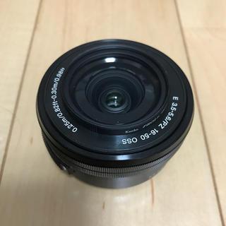 ソニー(SONY)の【ジャンク】SONY SELP1650 16-50 mm F3.5-5.6(レンズ(ズーム))