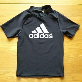 アディダス(adidas)の☆ラッシュガード  adidas ブラック(水着)