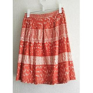 アマカ(AMACA)のアマカ AMACA スカート 38(ひざ丈スカート)