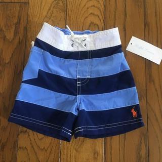 ラルフローレン(Ralph Lauren)のRalph Lauren新品ベビー用水着 12M スイムウェア 海パン(水着)