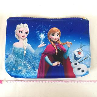 ディズニー(Disney)のアナと雪の女王 クッションケース(モバイルケース/カバー)