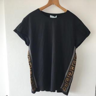 ヴェルサーチ(VERSACE)の【送料込み】VERSACE×H&M Tシャツ(Tシャツ/カットソー(半袖/袖なし))