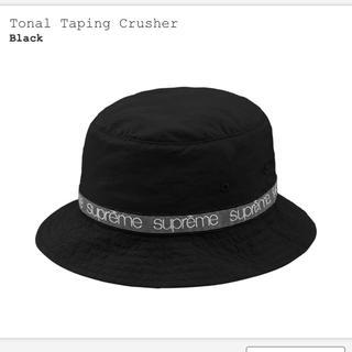 3ac14d9af86 シュプリーム(Supreme)のsupreme tonal taping crusher バケットハット ML(ハット)