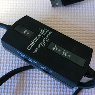 ローランド(Roland)のローランド MIDIインターフェース UM-G1(MIDIコントローラー)