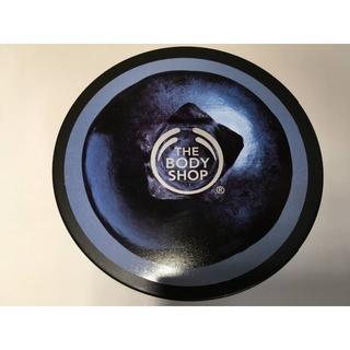 ザボディショップ(THE BODY SHOP)の新品 ザ・ボディショップ限定品 ブルーベリー ボディバター 200ml(ボディクリーム)