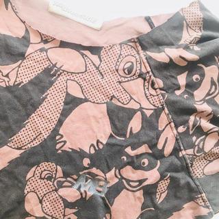 ミルクボーイ(MILKBOY)の【MILK BOY オリジナルアニマル柄Tシャツ【(Tシャツ/カットソー(半袖/袖なし))