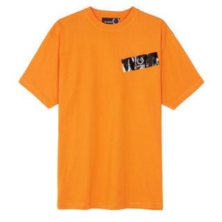 ラフシモンズ(RAF SIMONS)のRAF SIMONS × FRED PERRY Tシャツ(Tシャツ/カットソー(半袖/袖なし))