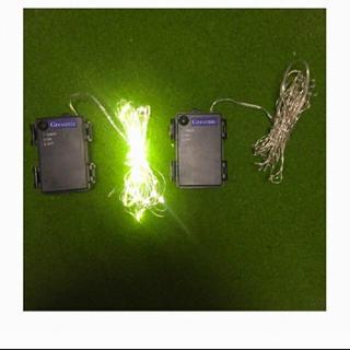 アクタス(ACTUS)のLEDライトケーブル 2セット(その他)