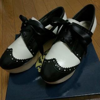 アリスアンドザパイレーツ(ALICE and the PIRATES)の木底靴(ハイヒール/パンプス)