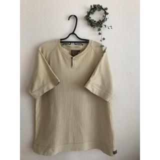 エーグル(AIGLE)のAIGLE ヘンリーネックTシャツ(Tシャツ/カットソー(半袖/袖なし))