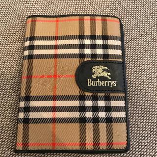 バーバリー(BURBERRY)のバーバリー 手帳 (手帳)