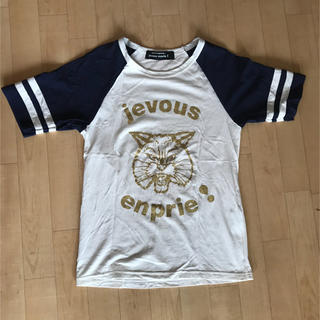 ジュヴゾンプリ!(jevous enprie!)の✩美品✩mercibeaucoup,jevous enprie! Tシャツ(Tシャツ(半袖/袖なし))