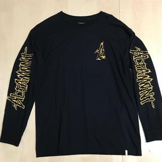 オルタモント(ALTAMONT)のロンT新品 ALTAMONT アルタモント  オルタモント NEW(Tシャツ/カットソー(七分/長袖))