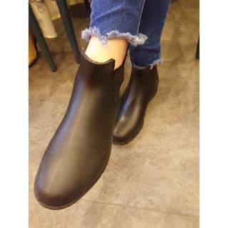 22.5 cm サイドゴア・ブーツ(ブーツ)
