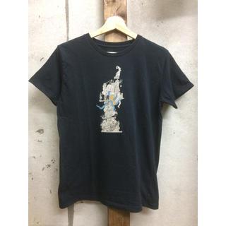 アールニューボールド(R.NEWBOLD)のR.NEWBOLD メンズ Tシャツ M  ブラック (Tシャツ/カットソー(半袖/袖なし))
