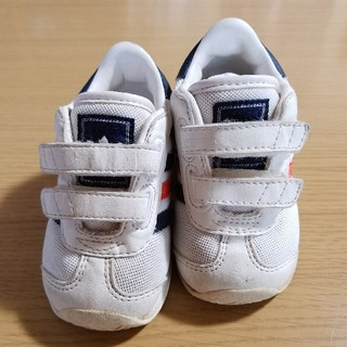 アディダス(adidas)のadidas 12cm ベビーシューズ☆(スニーカー)
