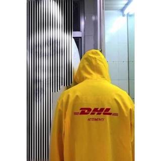 vetements好き必見!DHL レインコート(その他)