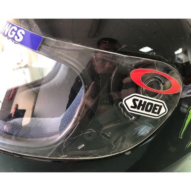 【新品】マルク・マルケス 2017 2018 ヘルメット用 ステッカーセット 自動車/バイクのバイク(ステッカー)の商品写真