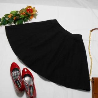 ハニーズ(HONEYS)のハニーズ CNEMA CLUB 可愛いひざ上フレアスカート(ひざ丈スカート)