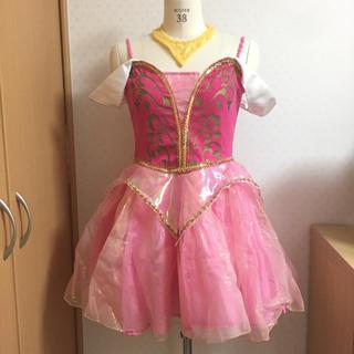 ディズニー(Disney)のDisney オーロラ姫コスプレ(衣装一式)