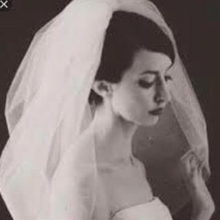 ヴェラウォン(Vera Wang)のELEN HENDERSON バルーンベール(ウェディングドレス)