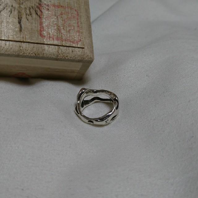 TAUJAN 222-04 リング メンズのアクセサリー(リング(指輪))の商品写真