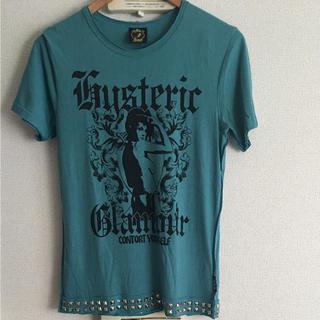 ジィヒステリックトリプルエックス(Thee Hysteric XXX)のトリプルエックス スタッズTシャツ(Tシャツ(半袖/袖なし))