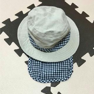 シマムラ(しまむら)のベビー帽子(帽子)