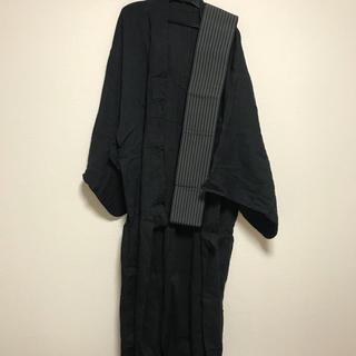 ユニクロ(UNIQLO)のメンズ 浴衣 セット 帯(浴衣)