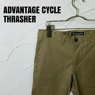 アドバンテージサイクル(Advantage cycle)のAdvantage Cycle×THRASHER  ハーフチノパンツ(チノパン)