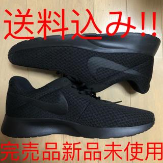 ナイキ(NIKE)のNIKE ナイキ TANJUN タンジュン 完売品 オールブラック 黒スニーカー(スニーカー)