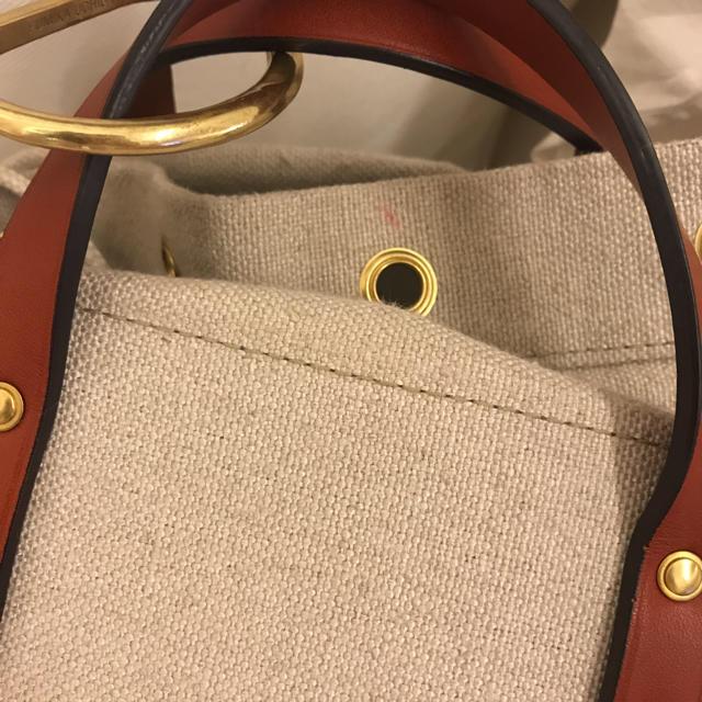 Maison Martin Margiela(マルタンマルジェラ)のフミカウチダ Fumikauchida 人気 Dsnap bag レディースのバッグ(ショルダーバッグ)の商品写真