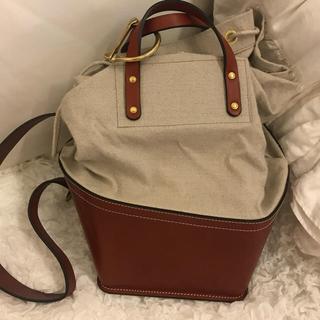 マルタンマルジェラ(Maison Martin Margiela)のフミカウチダ Fumikauchida 人気 Dsnap bag(ショルダーバッグ)