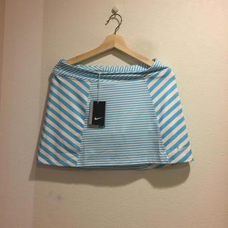 ナイキ(NIKE)の新品NIKE ゴルフウエア インナーパンツ付きスカート(ウエア)