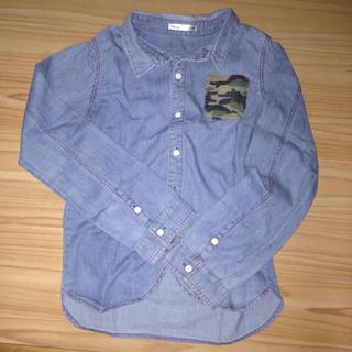 イッカ(ikka)のYシャツ(ブラウス)
