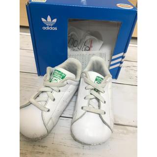 アディダス(adidas)の12.0cm adidas アディダス ベビー スタンスミス(スニーカー)