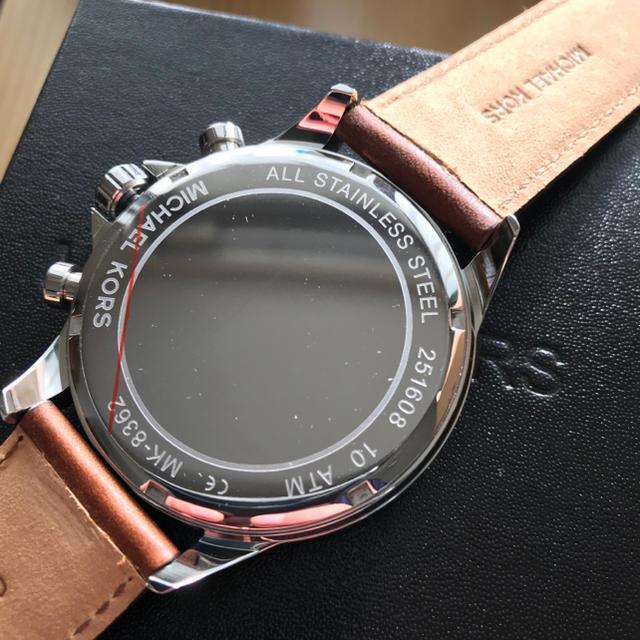 2d62320dbecc Michael Kors(マイケルコース)のマイケルコース ミリタリーウォッチ 腕時計 メンズ gage クロノ メンズ