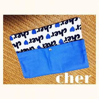 シェル(Cher)の新品未使用❣cherムック本クラッチ(クラッチバッグ)