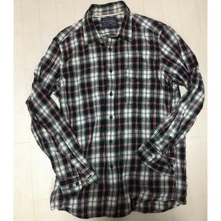 オーセンティックシューアンドコー(AUTHENTIC SHOE&Co.)のFLANNEL  Mサイズ   authentic(シャツ)
