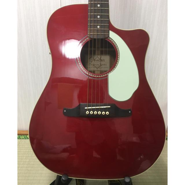 Fender(フェンダー)のフェンダー acoustic sonoran フィッシュマンピックアップ付き 楽器のギター(アコースティックギター)の商品写真