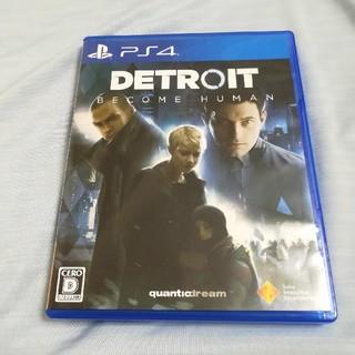 プレイステーション4(PlayStation4)のデトロイト DETROIT (家庭用ゲームソフト)