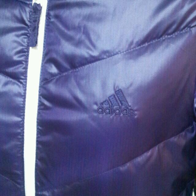 adidas(アディダス)の値下げ!ロング・ダウンコート  レディースのジャケット/アウター(ダウンジャケット)の商品写真