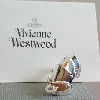 ヴィヴィアンウエストウッド(Vivienne Westwood)の【送料込み】Vivienne Westwood アーマーリング【保証書あり】(リング(指輪))