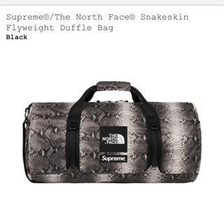 シュプリーム(Supreme)のsupreme ダッフル バッグ duffle north face(ドラムバッグ)