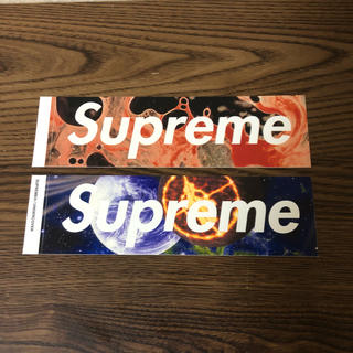 シュプリーム(Supreme)のSupreme 限定 ステッカー(ノベルティグッズ)