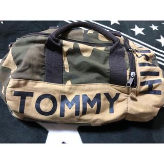 トミーヒルフィガー(TOMMY HILFIGER)のTOMMYHILFIGER トミーフィルフィガー バッグ 中古(ボストンバッグ)