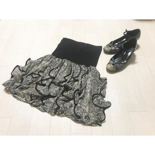 【LASUD】デザイン🎀フリル ♡ スカート