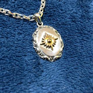 アリゾナフリーダム(ARIZONA FREEDOM)のアリゾナフリーダム K18大太陽神付 (ネックレス)